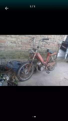 Garelli 50 cc de colección a restaurar