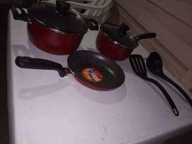 Se vende artículos para cocina nuevos y baratos
