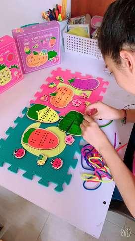 Juegos de frutas- verduras