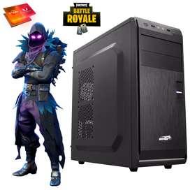 PC GAMER COMPLETA AMD RYZEN 5 3400G 16GB 2666MHZ HYPERX SSD 240GB 1TB VEGA 11 ENVÍO CUOTAS AHORA 12 Y 18 GARANTÍA Y FACT