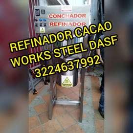 MOLINO REFINADOR DE CHOCOLATES
