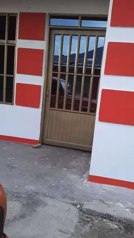 Casa ubicada en san francisco putumayo