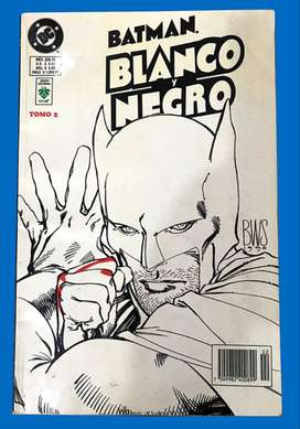 Batman B y N Tomó 2 COMIC