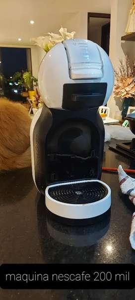 Dolcegusto cafetera Nescafe