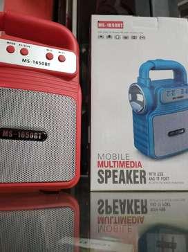 Parlante multimedia speaker