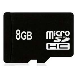 Vendo Micro Sd 8gb