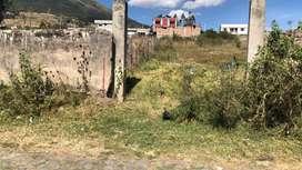 Venta de lote de Terreno en Tanguarín de San Antonio de la ciudad de Ibarra