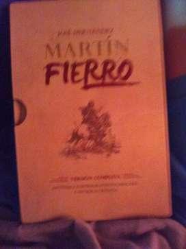 Martin fierro nuvo