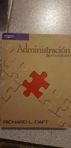 Administracion Sexta Edicion