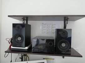 Equipo de sonido Samsung estereo