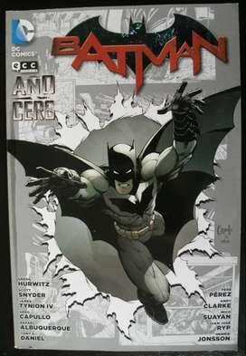 Batman, 6 comics correspondiente a nuevo universo DC