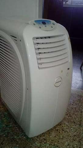 Aire frio calor