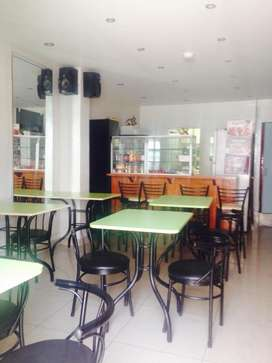 Alquilo Local Equipado Para Restaurante En Surquillo S/ 1500 Soles