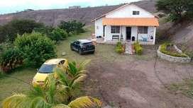 Propiedad en venta en Santa Isabel sector puente loma con casita incluida