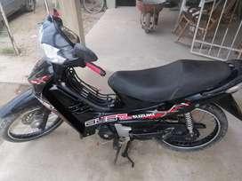 Moto Susuki best 125