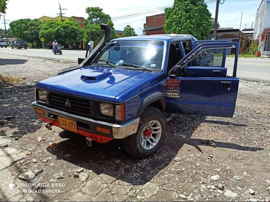 camioneta diésel 4x4