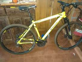 Bicicleta marca motomel
