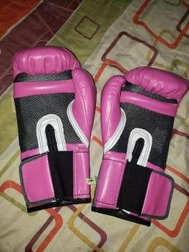 Vendo guante de boxeo everlast nuevos  10 OZ