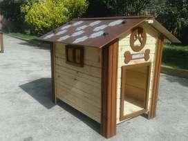 Casa para Perros Brown