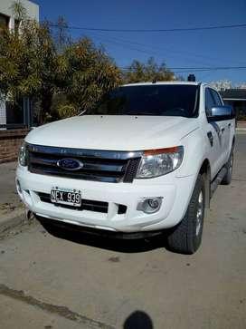 LIQUIDO Ford Range 2013 XLT ESCUCHO OFERTAS
