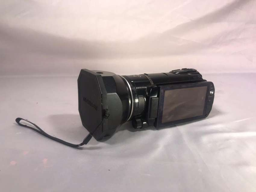 Hf S200 CANON filmadora en FHD en venta 0