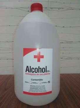 Alcohol Etílico al 70%