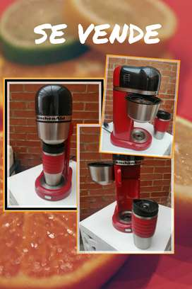 VENDO CAFETERA KITCHENAID