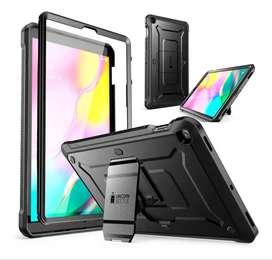 Case Galaxy Tab S5e T720 T725 (2019) Funda Estuche Protector 360° Con Apoyo Supcase
