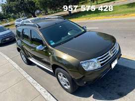 Renault Duster 2014 / 2015 Mecánica 2.0 Gasolina a 11 300 Dólares
