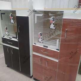 Mueble cocina tipo alacena 1.50x78 color cedro o wengué envío gratis sólo en Bogotá y Soacha