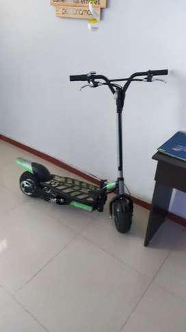 Scooter Monopatín Electrico 1000W