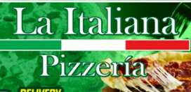 Ayudante de Cocina Varon S/1000  ganas de aprender en Pizzeria. No extranjeros comunicar celular, altura UPAO Real Plaza
