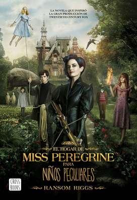 El hogar de Miss Peregrine para niños peculiares de Ransom Riggs 2A edición