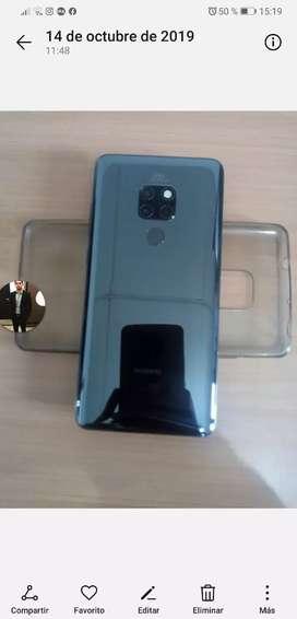 Vendo Huawei Mate 20 128gb, 4gb ram, 128 gb interna.