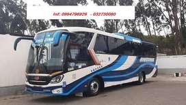 Se Vende Bus Con Acciones y Derechos