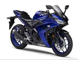 Yamaha YZF-R3 320cc  +SOAT Gratis!!!