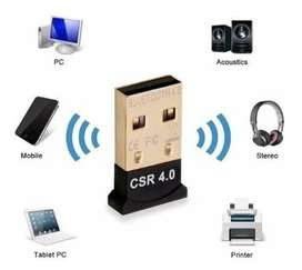 Adaptador Bluetooth version 4.0 USB dongle mini