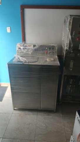 Lavadoras automáticas para botellones de agua