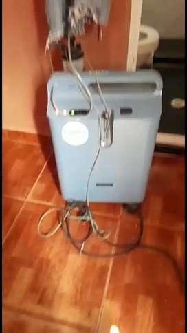 Vendo concentrador de oxigeno Everflo
