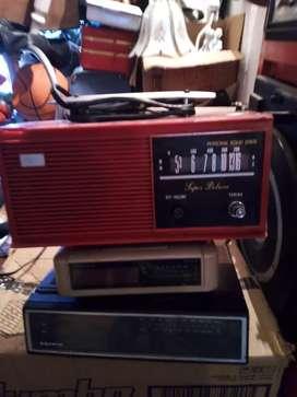 Vendo radios decorar