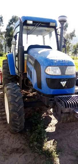 Vendo tractor europard 904 año 2008