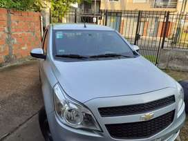 Chevrolet agile lt 1.4 nafta 2011