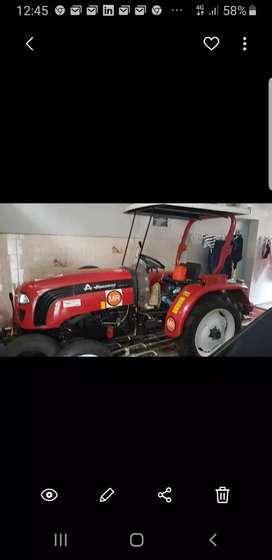 Vendo tractor Hanomag 300A