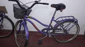 Vendo bicicleta Rod. 26