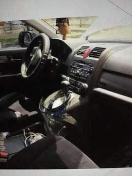 Camioneta,gris plateado uso particular ,110 km ,gasolina ,Honda cvr