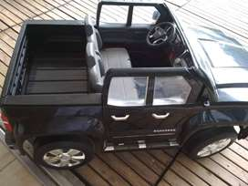 Carro eléctrico de batería