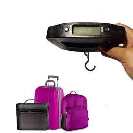 Balanza Digital Con Asa Opalux 50kg Equipajes  Delivery