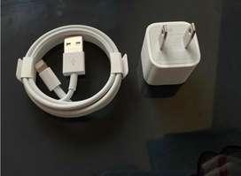 cargador original apple para iphone