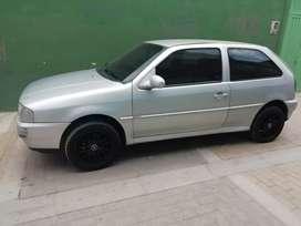 Carro Volkswagen Gol 98