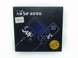 Consola con 400 juegos clásicos  Sup
